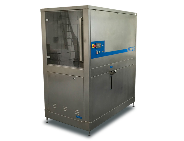 NC25 Batch Cleaning System - MBtech