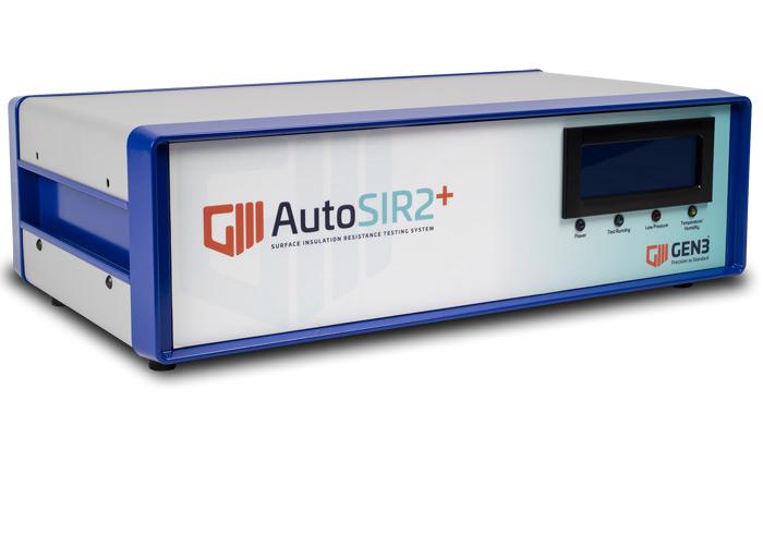 AutoSIR2+ - SIR Testing