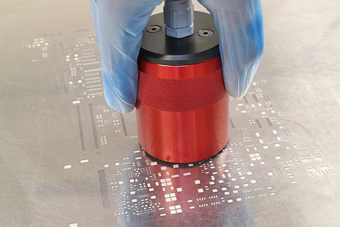 Gensonic Stencil Cleaner - Gen3 Systems